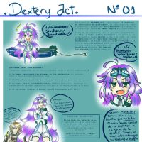 NS: Dextery ACT. 01 by MariiDRAW