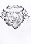 lion by gallows70