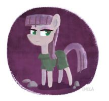 Maud Pie by yiKOmega