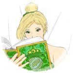 TinkerBell and the magic of books by Ainnita