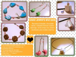 Cutie Jewelry by tedsie