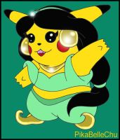 'Princess Jasmine'Chu by pikabellechu
