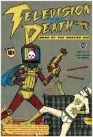 Television Death by BombsAwayArt