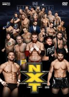 WWE NXT Superstars Poster by Chirantha