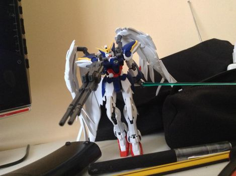Wing Zero by supercli