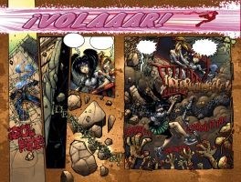 Meteorix double spread page 3 by bennyfuentes