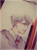 Back to Traditional 2 : Harry Potter by Kei-Koo