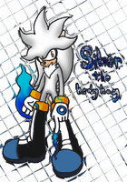Silver The Hedgehog by Mephilez