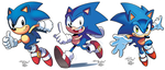 Three Times the SONIC by Yardley by WaniRamirez