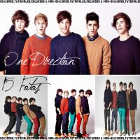 Photoshoot One Direction by javiih98