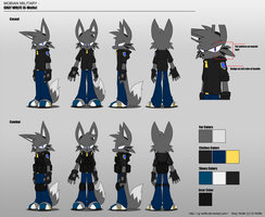 Gray Wolfe Reference 2012 by G-Wolfe