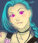 jinx by shaharaj