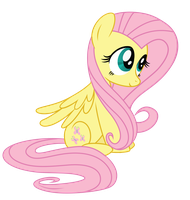 365 Day 358 Fluttershy by Korikian