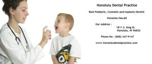 Dr Kenneth Woo Pediatric Dentist in Honolulu by antonylidson