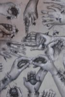 Hands study by starvingapartmnt