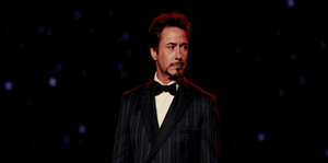 RDJ Smile Animation2 by Lizziey