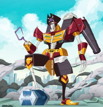 The Bludgeoning by dyemooch