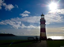 Smeaton's tower by margueta