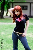 Mary Jane Watson 02 by Kitty-Honey