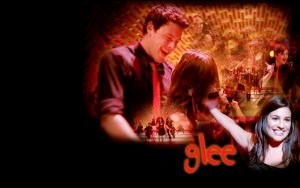 Glee Wallpaper by etherealdelirium