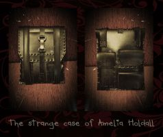 The strange case of Amelia Holdall by Le-Coeur-Gothique