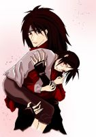 Madara and Itachi by yuna2025