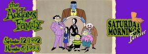 SATURDAY MORNINGS FOREVER: ADDAMS FAMILY 1990s by WOLVERINE25TH
