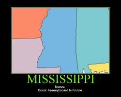Mississippi by dburn13579