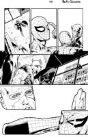 A. Spider Man annual 37 page 5 by PauloSiqueira