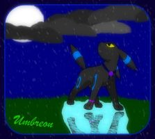 CE : Umbreon by CarnationRose