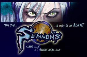 Summons: Promo piece 1 by CdubbArt