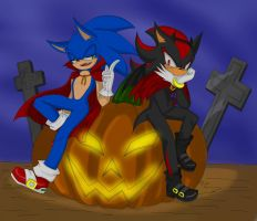 Happy_halloween by Shirothehedgehog