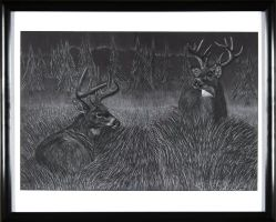 Swamp Brothers by deerhunter2012