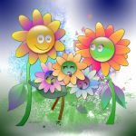 Flowers for all occasions by alfarabi