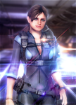 Resident Evil - Jill Valentine by D3N1ZFTW