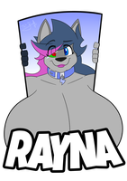 Rayna Badge by TheRoflCoptR
