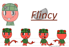 Flincy dt by ZDT500
