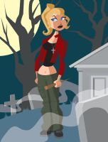 Buffy Vector by calslayton