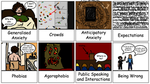 8 Kinds of Anxiety by evryrosehasitsthorns