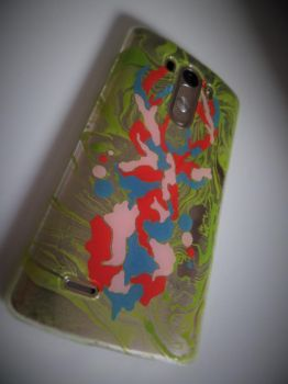 Colourful Deer Phone Case by maja135able