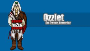 Ozzlet (Character Concept Art) by TheHardCoreUK