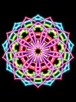 Kaleidoflower (Kaleidoscope 6) by trollfullywedded123