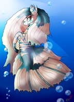::Contest:: Betta Pony by TurrKoise