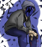 Creepy Pasta J3T Sorta thingy, maybe.... by RiseAgainstCEDA