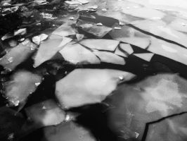 ice at the lake by rockmylife