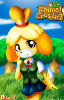 Welcome, Mayor! - Isabelle by AlexTHF