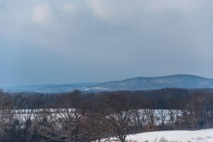 Seasonal Landscape: Winter by Zepck