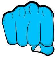 Bro Fist Logo by 360snipeProductions