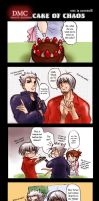 DMC+ Tc chan no Cake.. by xanseviera
