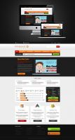 Sigmanic webdesign by adnanmughal